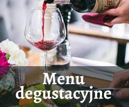 Menu degustacyjne Gdańsk
